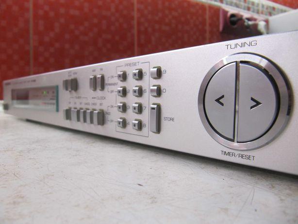 AM/FM Тюнер TELEFUNKEN RT-200 Hi-Fi Silver Series с ТАЙМЕРОМ