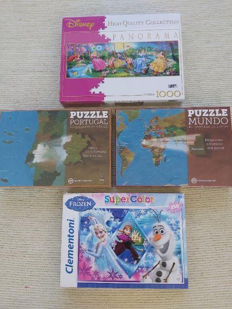 Puzzles diversos