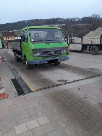 Volkswagen LT 35, wywrotka kiper.