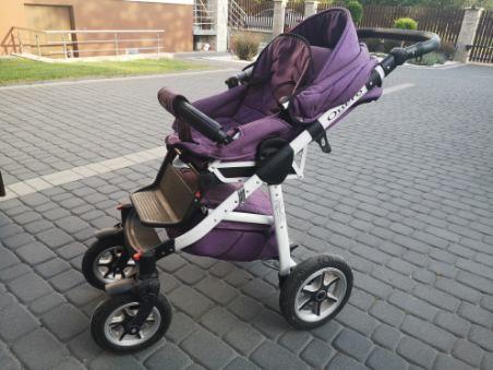 Wózek firmy Quero