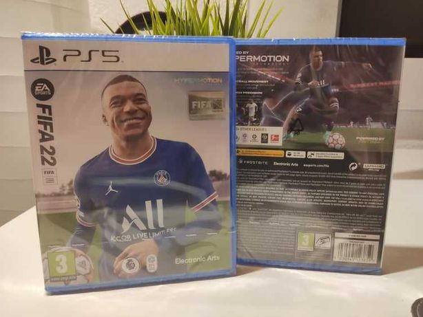 FIFA 22 Ultimate Edition - Playstation 5 - Inc. 4600 FIFA Points