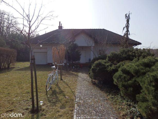 Dom przy lesie Wioska gm. Rakoniewice