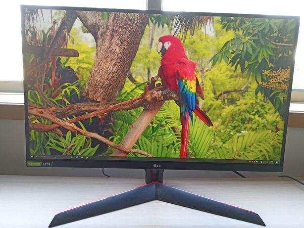 Monitor LG 27GL850 144hz 1440p