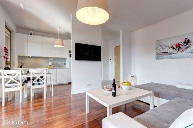 Luksusowy apartament nad morzem Gdańsk Brzeźno 56m