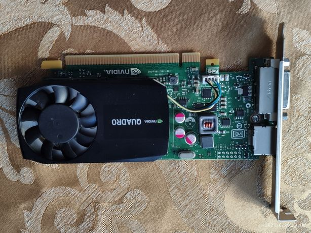 Karta graficzna nVidia GeForce Quadro K600
