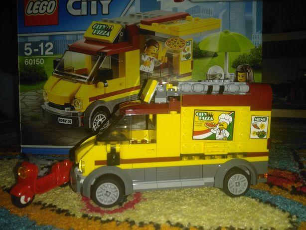 Лего сити (lego city 60150)