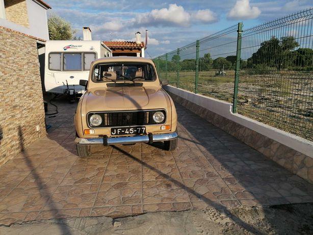 Renault 4 Gtl em excelente estado