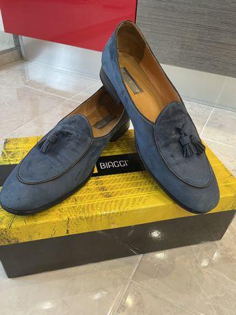 Мокасины туфли Antonio Biaggi 41