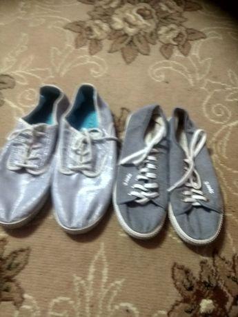 Обувь мокасины,кеды