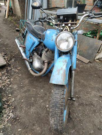 Мотоцикл ИЖ - 56