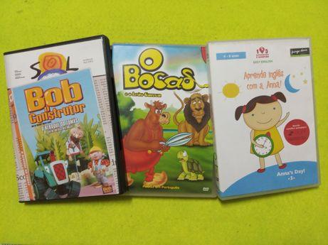 DVD's para Crianças (bons e baratos)