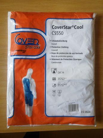 Kombinezon ochrony chemicznej CoverStar CS550 rozmiar XL
