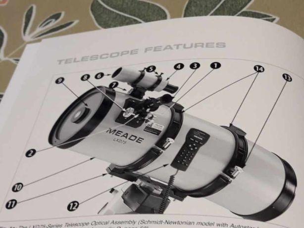 Teleskop LCD 75 Bresserer
