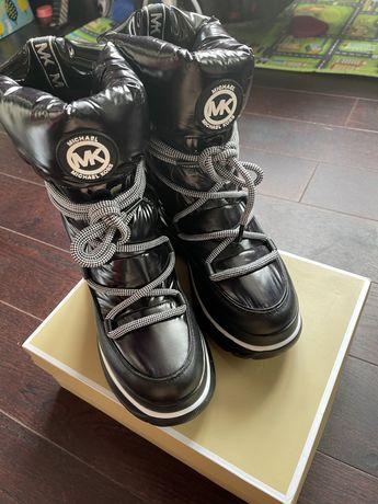 Michael kors сапоги ботинки 9(40)