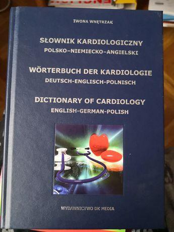 Słownik kardiologiczny polsko niemiecko angielski Wnętrzak