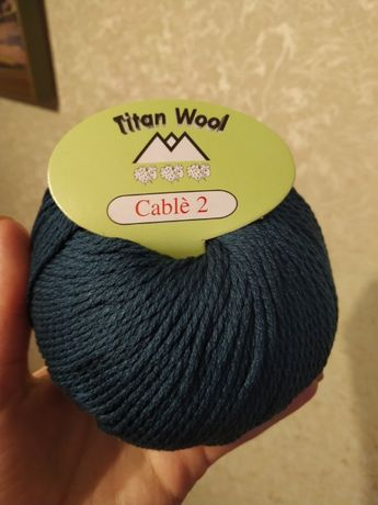 Хлопок Titan wool Cable 2 Италия