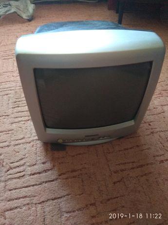 Телевизор Daewoo kr14e5 с креплением на стену
