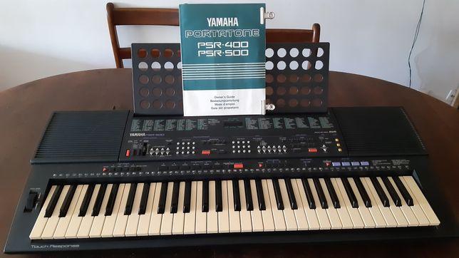 Yamaha teclado PSR 500