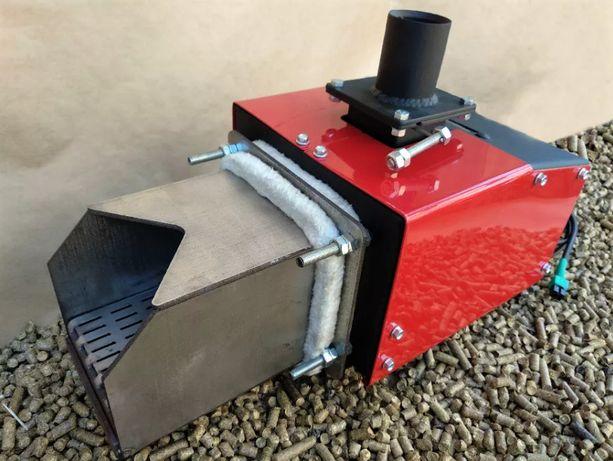 Автоматическая пеллетная горелка 20кВт для твердотопливного котла
