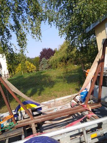 Podpory Łoże Stojak do jachtu