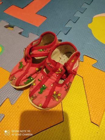 Взуття перезувне, капчики домашні