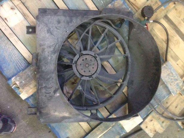 Jeep - ventoinha radiador