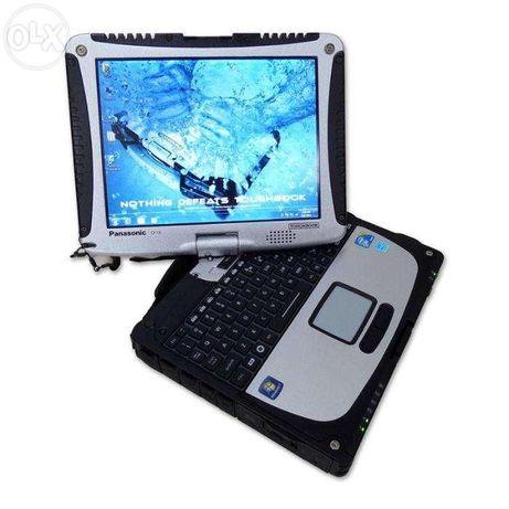 Защищенный ноутбук Panasonic Cf-19 MK5(8Гб,COM-port,3G), гарантия!