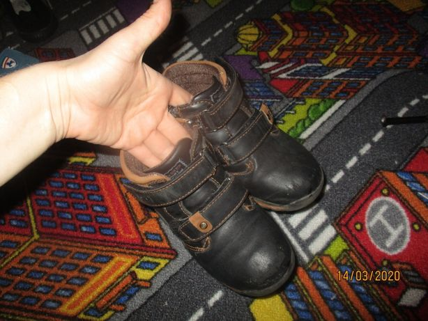 Детские ботинки 27 размер 17 см стелька