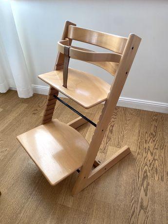 Sprzedam krzesełko dziecięce Tripp Trapp firmy Stokke