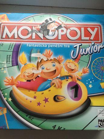 Настольная игра монополия junior, who am i, orchard toys