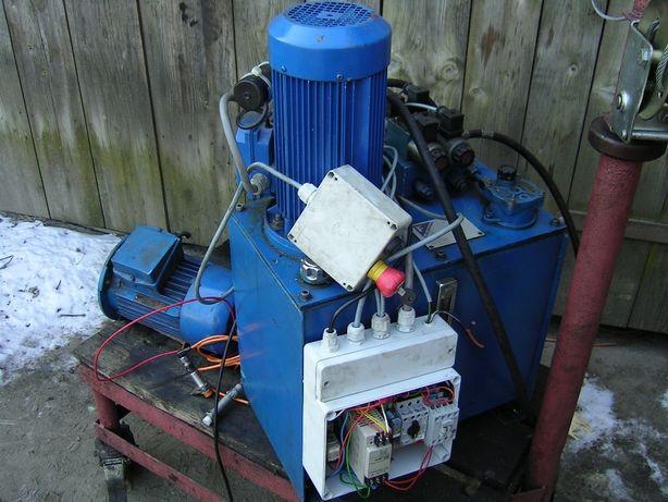Pompa ,agregat,siłownia hydrauliczna