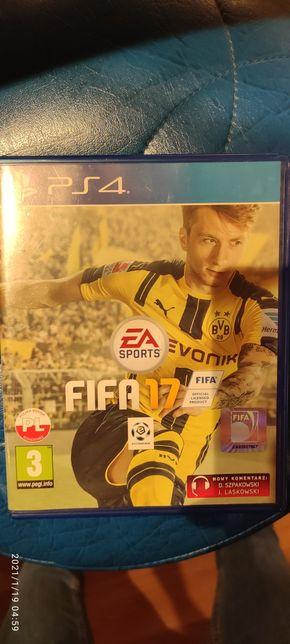 FIFA 2017 na konsolę PS4