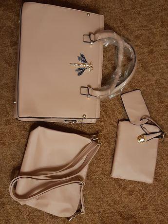 Набор сумок из кожзама
