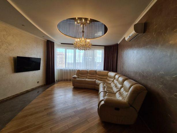 Сдается шикарная 3 комнатная квартира ул.Старонаводницкая6б