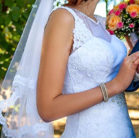 Свадебное платье для самой лучшей невесты!