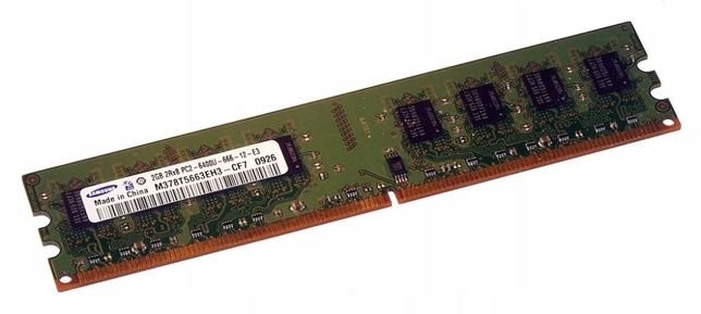 samsung 2GB DDR2 6400U