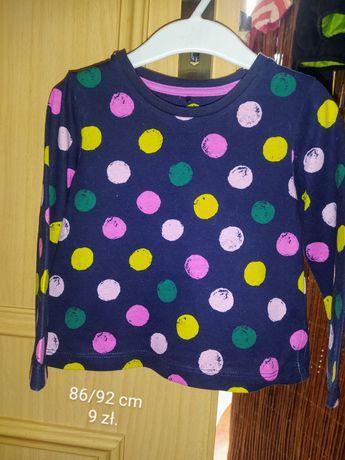 Przepiękna bluzeczka George rozmiar 86/92 cm