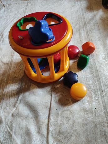 Сортер Tolo, развивающие игрушки