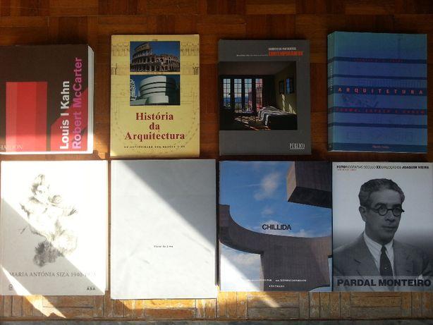 Livros / Revistas Arquitectura (PROMOÇÕES)