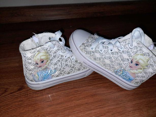 Buty trampki dla dziewczynki roz 26