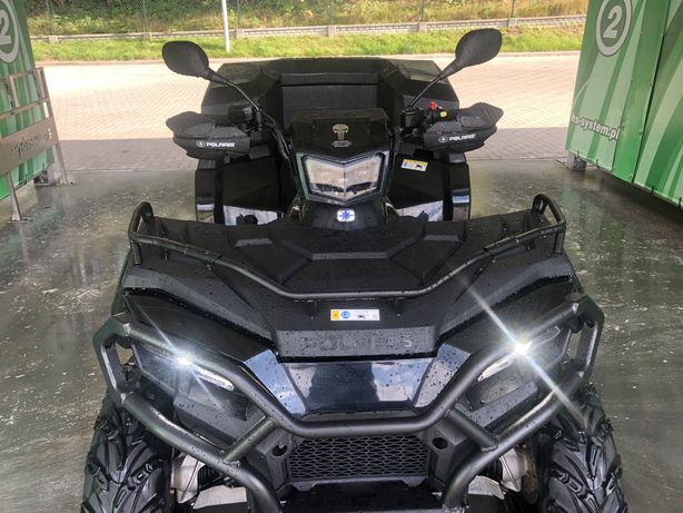 Polaris Sportsman 570 Black Pearl 2021 rok