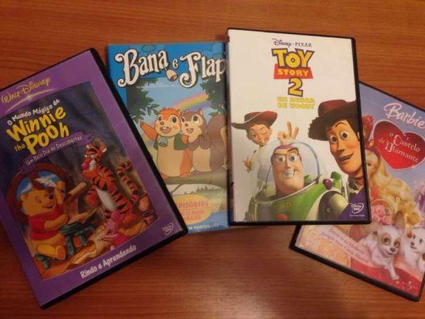 4 Filmes originais para criança