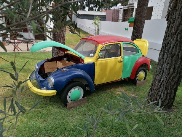 Volkswagen Carocha Harlequim