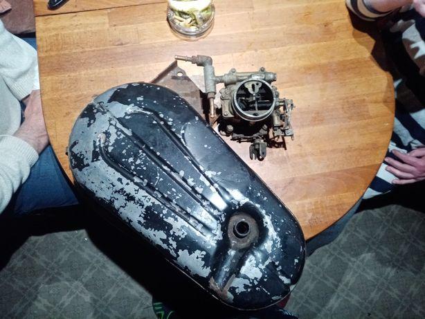 Карбіатор з газ 24 1978 года