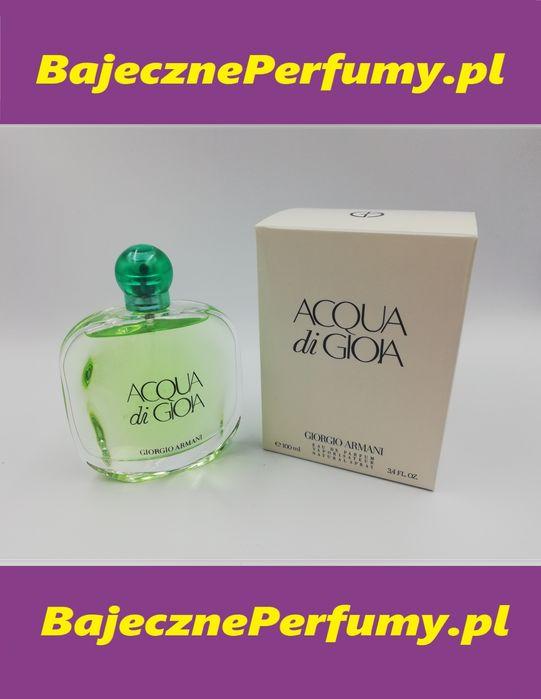 Perfumy ARMANI Gioia 100ml Tester hit okazja WYSYŁKA gghhbggg Białystok - image 1