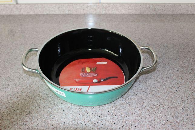 Сковорода для тушения Silit 24см Ocean Green