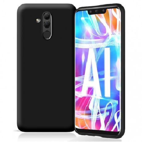 Etui Slim Czarny Mat Huawei Mate 20 LITE / Mate 20 PRO/ P30 PRO