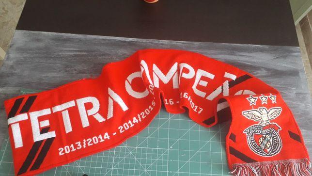 Cachecol Benfica oficial