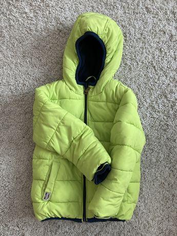 Куртка зимняя, 110р, 4-5 лет