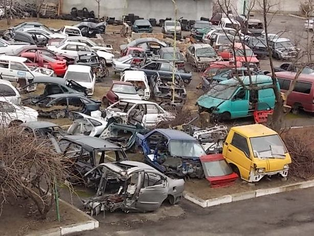 Авторазборка Nissan в Запорожье